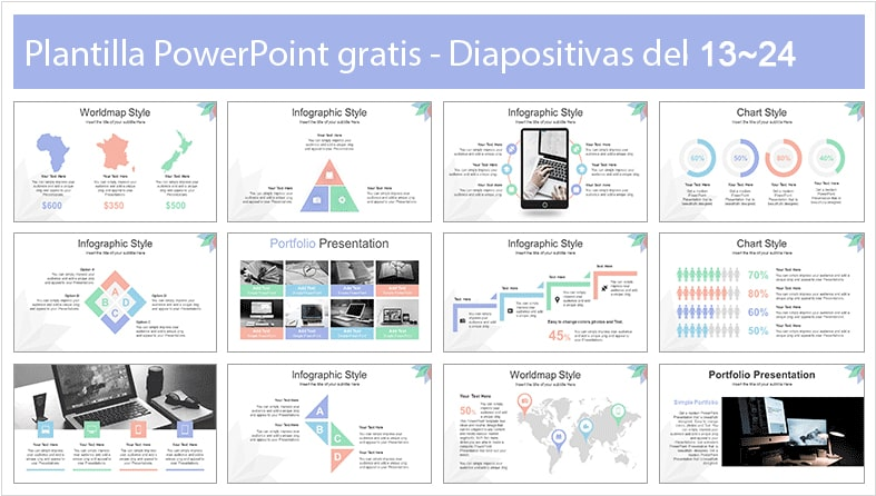 ppt diseño abstracto profesional.
