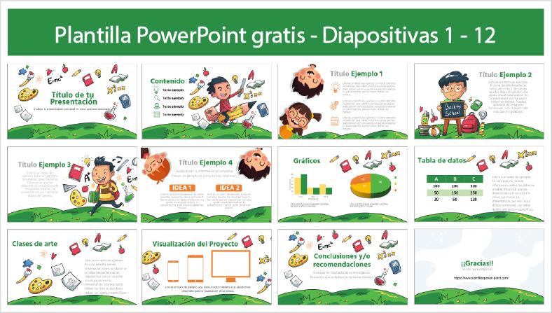 diapositivas power point para niños.