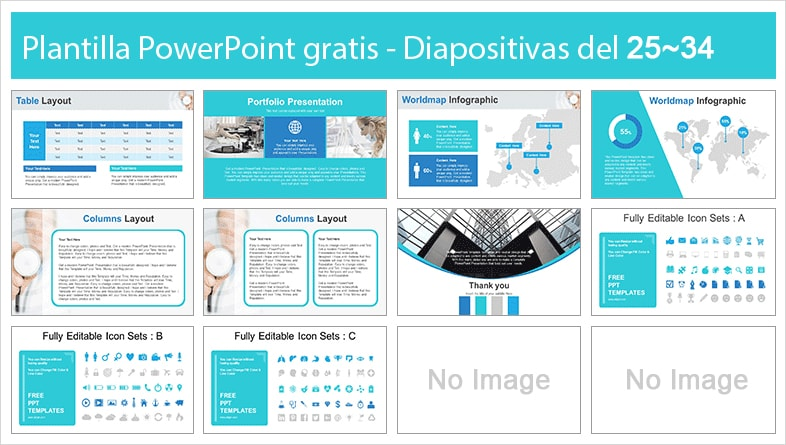 Plantilla Power Point De Medicina Plantillas Power Point Gratis