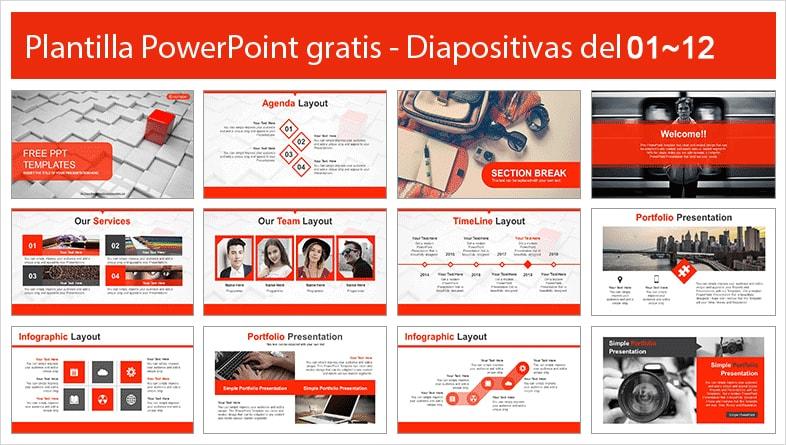 Plantilla Power Point De Liderazgo Plantillas Power Point