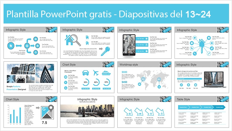 plantilla de hogar para power-point-