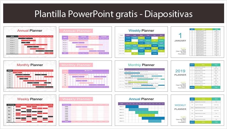 Plan De Negocios 2020 En Power Point Plantillas Power Point Gratis