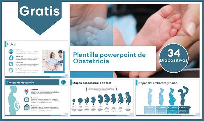 Plantilla power point de obstetricia gratis.