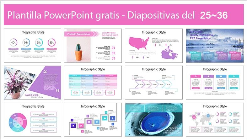 diapositivas de tintas en power point..