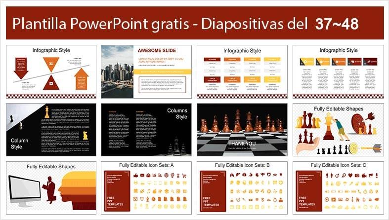 diapositivas de ajedrez.