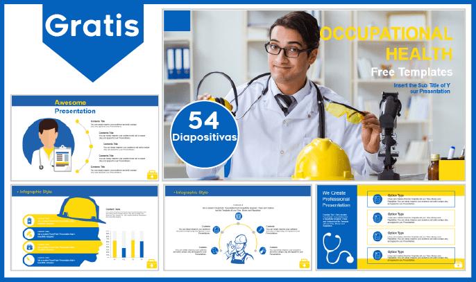 Plantilla PowerPoint De Salud Ocupacional Para Descargar.